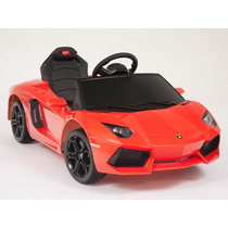 !!! Lamborghini Aventador Carro Electrico Para Niños!!!