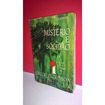 Livro Mistério E Solidão - Emily Dickinson * Frete Grátis