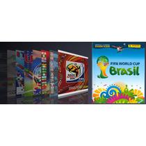 Álbuns Das Copas Do Mundo 1974 A 2014 - Digitalizados {pdfs}
