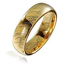 Anillo Unico - El Señor De Los Anillos - Lord Of The Rings