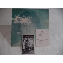 John Lennon Imagine 1971 Lp Con Poster, Y Foto, Mexicano