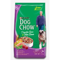 Purina Dog Chow Mayores De 7 Años Por 21 Kg