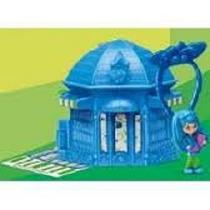 Coleção Moranguinho Mc Donald Boneca Blueberry Muffin + Casa