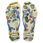 Chinelo Feminino Havaianas Slim Cool Estampado