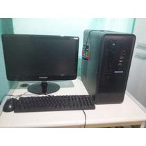 Computador Positivo E Monitor Samsung