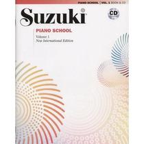 Suzuki Piano Nueva Escuela Internacional De Edición Libro Y