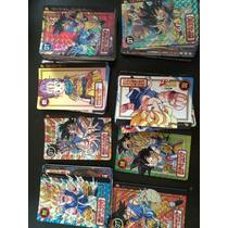 Tarjetas Collecionables De Dragon Ball Gt Marca Bandai