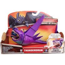 Como Treinar Seu Dragão Thunderdrum Roxo 14 Polegadas