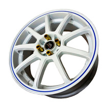 Parafuso De Roda Peugeot 206 207 208 307 308 3008 Rcz 4 Furo