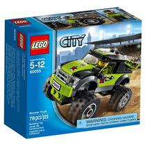 Brinquedo Novo Lacrado Lego City Monster Truck 60055
