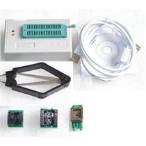 Kit Tl866cs Minipro Programador Gravador De Eprom Usb Tl866