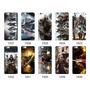 Capa Capinha Celular Jogos Gta V God Of War Moto G4 Plus