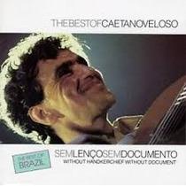 Cd Caetano Veloso - Sem Lenco Sem Documento
