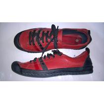 Zapatillas Número 39.5-de Cuero, La Plantilla Mide 26.5cm.