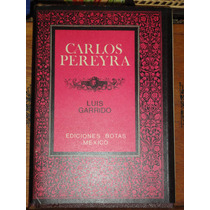 Luis Garrido Carlos Pereyra Ediciones Botas