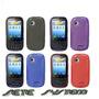 02 Capa Silicone Tpu Motorola Spice Xt316 Xt317