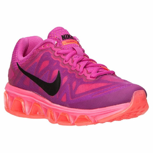 Mujer Tenis Nike Air Max Tailwind 7 Fucsia Naranja Running -   1 c1c1d768a6e