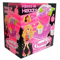 Educando Fábrica De Helados Fiorella Original Real Tv