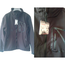 Chaqueta Softshell Impermeable Outdoor Hombre