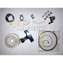 Kit Starter Recoil C/ Miolo Metal P/ Hpi Baja Mola Puxador