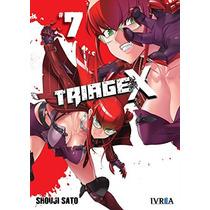 Triage X 7; Shoji Sato Envío Gratis