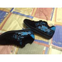 Dc Shoes Tenis Casuales Unisex