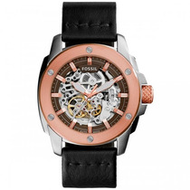 Relógio Fossil Automatico Me3082/0kn 2016 - Garantia Nf