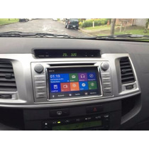 Central Multimidia M1 Toyota Hilux Sw4-srv 2012 / 2016