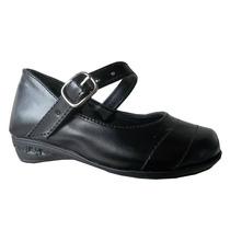 Zapatos Escolares Ejecutivos Casual Damas Niñas Calzabar