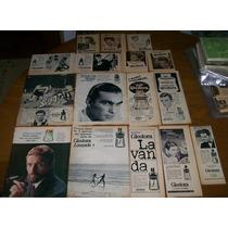 Lote 16 Publicidades Glostora (021) Fijador No Graso