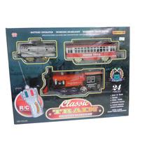 Tren A Radio Control Con 24 Piezas Juguetes Nene Original