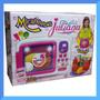 Microondas Juliana Con Delantal Y Accesorios De La Tv!