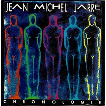 Cd / Jean Michel Jarre (1993) Chronologie