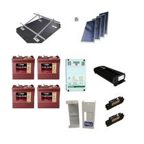 Planta De Energia Solar 600w - Casa De Campo Sin Cfe