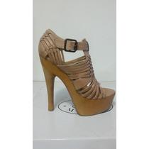 Zapatos Steve Madden Bradshaw Piel 5.5 Mx Nuevos