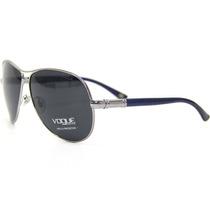 Óculos De Sol Vogue Aviador Vo3752s/s C 548/87