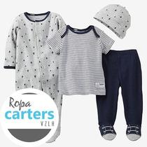 Carters Ropa Para Bebé Set 4 Piezas 121c620