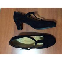 Zapatos De Flamenco Quovadis