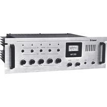 Amplificador 4 Canais Staner Mp 200 Curitiba + Esquema Revis