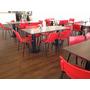 Sillas Y Mesas Cafeteria - Restaurant - Casinos - Pub