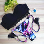 Bikinis Importadas Verano 2017 Mujer Moda Strapless