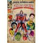 Coleção Histórica Marvel Guerras Secretas Completa Estojo