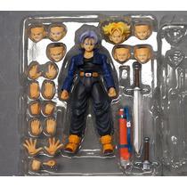 Action Figure Trunks - Naruto Frete Grátis Articulado