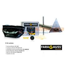 Tierra Fisica Faragauss Kit Light Electro+sincro+compuesto