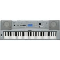 Piano Digital Sem Fonte Dgx-230 Prata Yamaha