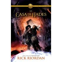 Libro La Casa De Hades: Los Héroes Del Olimpo 4