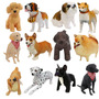 Maquetes De Papel 3d - 16 Modelos De Cães Em 3 Dimensões