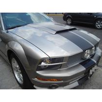 Par Divisores De Faros Par Mustang 05 _ 09 Toma De Aire