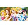 Painel Decorativo Festa Disney Princesas [2x1m] (mod7)