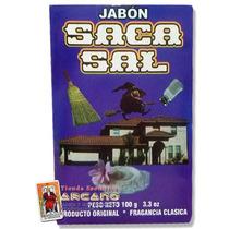 Jabon Saca Sal - Proteccion Y Defensa Contra Todo Mal